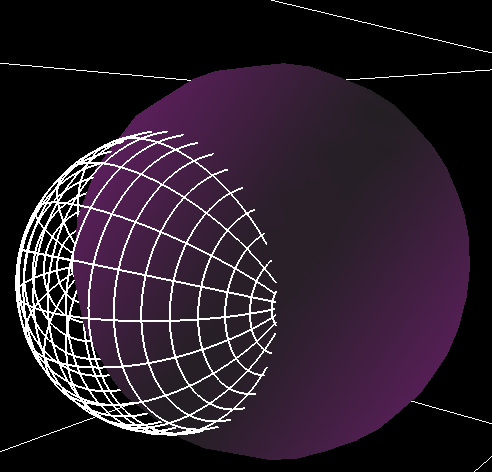 transparency not working - cannot see sphere inside other sphere