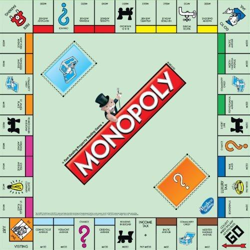 Image of a monopoly board
